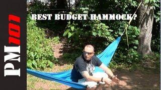 Walmart Equip Hammock: Best Budget Hammock I Have Found - Preparedmind101