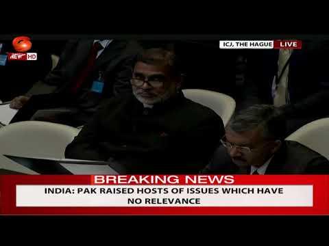 India in Kulbhushan Jadhav case : Farcical trial by Pak court against Jadhav