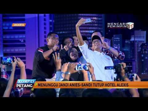 Menunggu Janji Anies-Sandi Tutup Hotel Alexis
