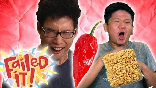 Ghost Pepper Ramen? - FAILED IT!