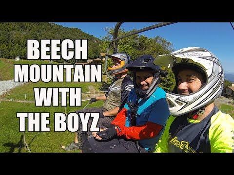 Beech Mountain With the Boyz