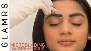 Semi Permanent Makeup - Microblading Eyebrows | Eyebrow Enhancement