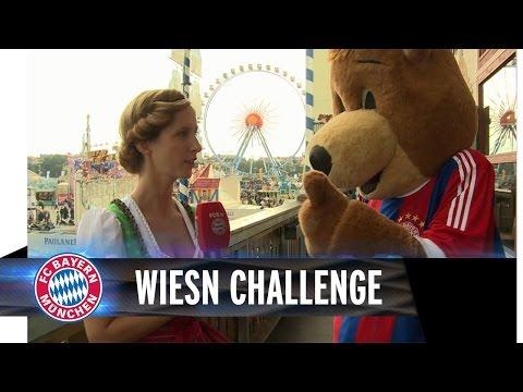 Berni's Wiesn Challenge