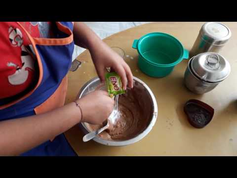 How To Make Biscuit Cake At Home.