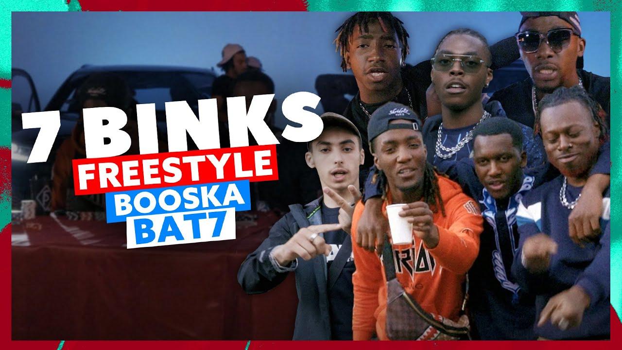 Download 7 Binks   Freestyle Booska Bat 7