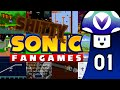 [Vinesauce] Vinny - Shitty Sonic Fangames (part 1)