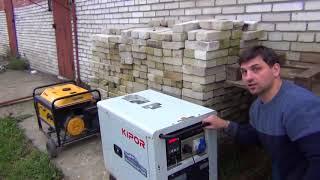 Инверторный дизельный генератор 2(, 2017-10-05T20:48:04.000Z)