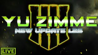 |LIVE|UPDATE 1.25|CALL OF DUTY BLACK OPS 4|BLACKOUT |ALCATRAZ|QUADS MOSHPIT| YU ZIMME