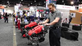 Video still for Chicago Pneumatic  Light Compaction Products