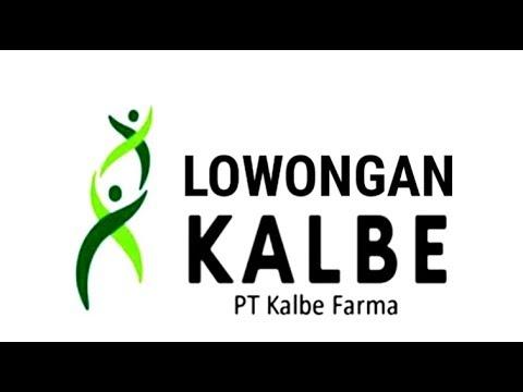 Lowongan Kerja PT Kalbe Group 2019