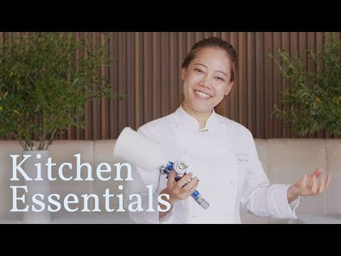 A Michelin Star Pastry Chef's Must-Have Kitchen Tools