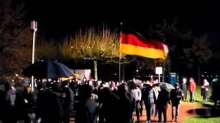 Dügida in Düsseldorf