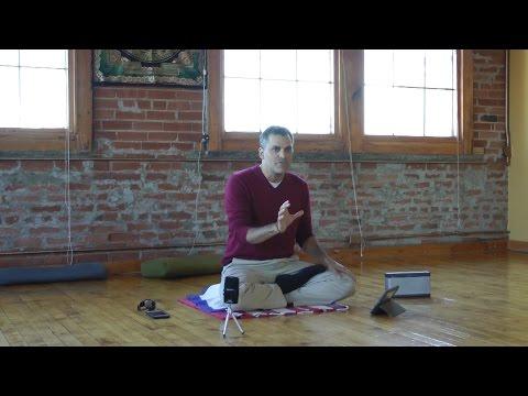 Samhara Dharana Guided Meditation