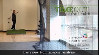 3-D motion analysis