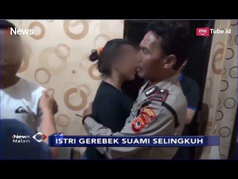 VIRAL! Istri Gerebek Suami Yang Selingkuh Di Dalam Kamar - INews Malam 05/04