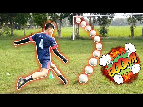 Penalty Challenge !!! Goal Paling Banyak Dapat Rp 50.000 !? from YouTube · Duration:  8 minutes 46 seconds