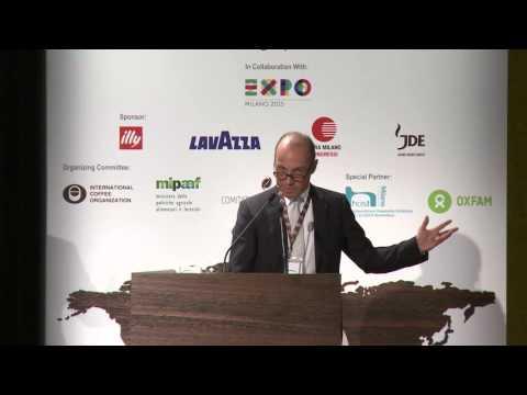 Giuseppe Lavazza - Global Coffee Forum speech