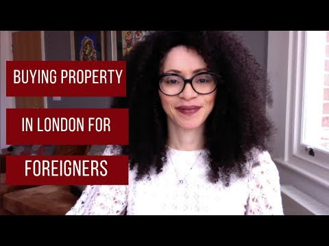 Buying Property In London For Foreigners