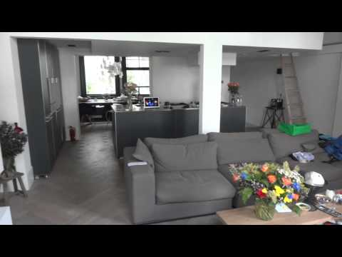 Canal House Apartment in Amsterdam