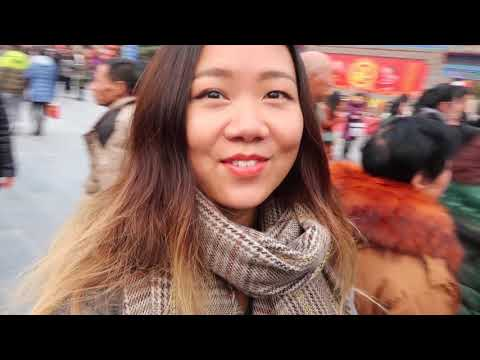 Chinese New Year in Kaifeng, China - CHICHI ZHANG VLOG #12