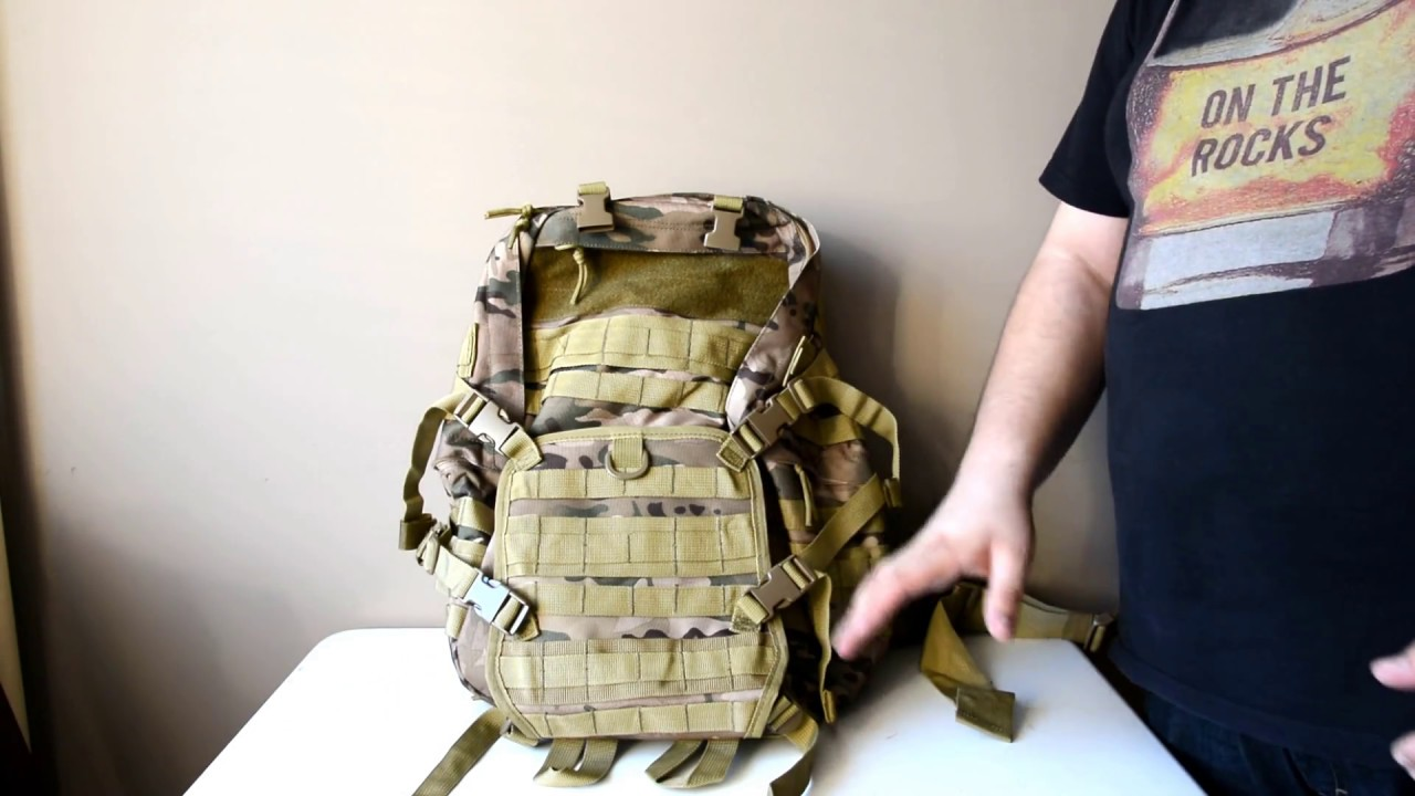 288580bb8a4c CAMO - Plecak OPERATION 35L - MULTICAM MTC - www.kupujez.pl - YouTube