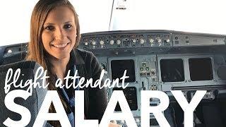 Flight Attendant Salary | FLIGHT ATTENDANT LIFE
