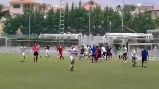 3-1 ΑΕΛ - ΑΠΟΕΛ Κ17