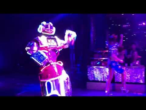 Robot Restaurant Cabaret Show in Tokyo