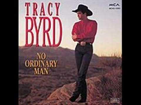Tracy rd  No Ordinary Man