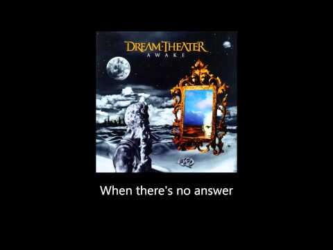Dream Theater - The Silent Man (Lyrics)