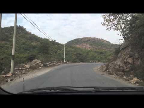 Trip to northern Shan state Myanmar