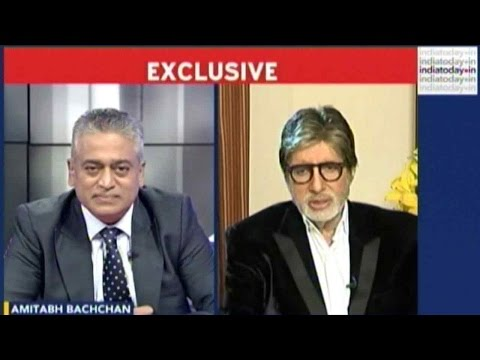 Exclusive: Amitabh Bachchan's Full Interview