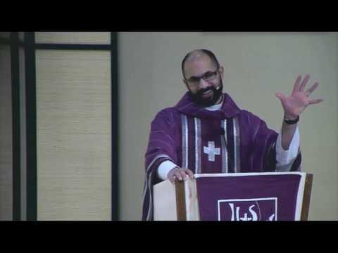 Fr. Simon Lobo, CC Pays Tribute to Fr. Jim MacGillivray, CC