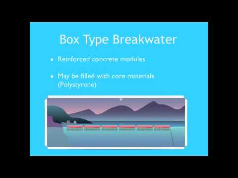 Seasteading Engineering Report: Floating Breakwater and Wave Power Generators