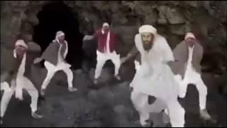 Osama Bin Raving
