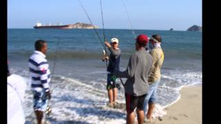 recuerdos ii torneo ulua   memories from the ulua fishing tournament ii