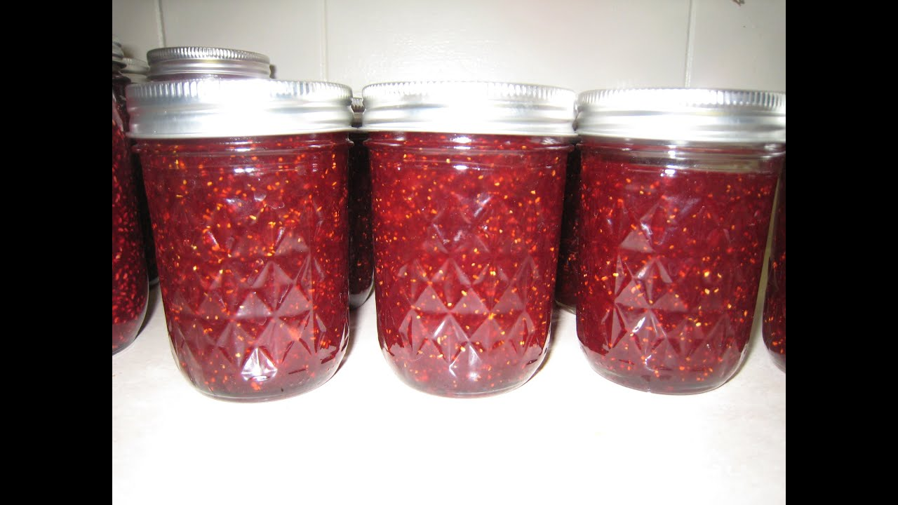 How to make strawberry jam Quick Easy Recipe with Pectin