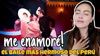 Reaccionando a la Marinera (Baile Peruano)  Pao Acevedo