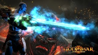 GOD OF WAR 3 VERY HARD SEM BUG SPEEDRUN