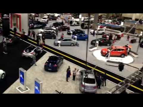 Seattle International Auto Show At CenturyLink Field Event - Seattle car show