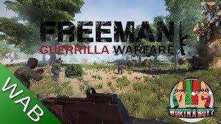 Freeman Guerrilla Warfare (early access) - Worthabuy?