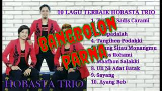 Download Lagu 10 lagu HOBASTA TRIO TERLARIS TERBAIK mp3
