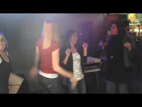 Karaoke @ USA Pizza Dickson St Fayetteville, AR Tori's B-Day