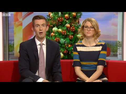 2017 December 17 BBC One Minute World News   Morning Briefing