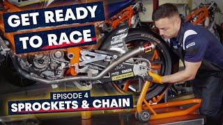 How Often Do You Change Your Motorcycle Chain And Sprockets?  | Get Ready to Race #4