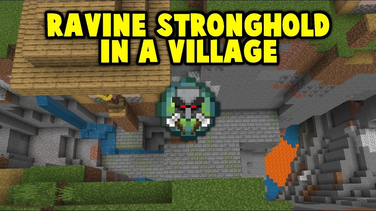 minecraft world generator seed village