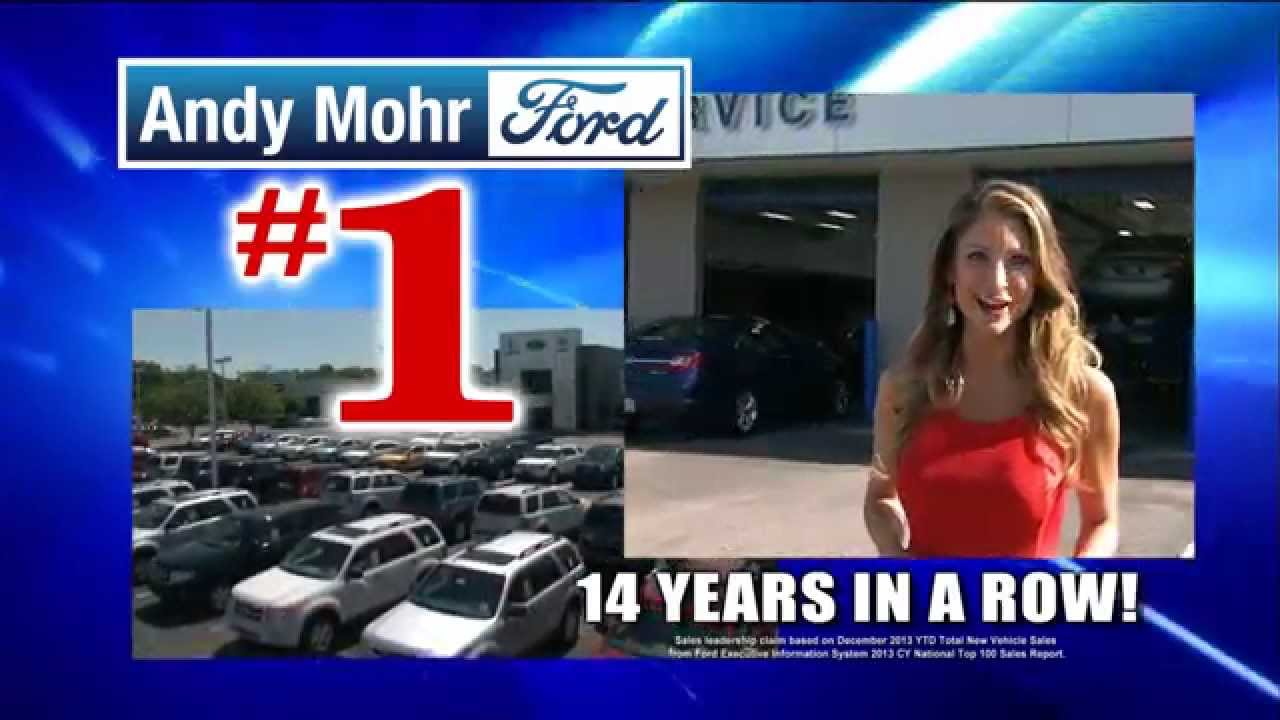 Andy Mohr Ford Tv Commercial A April 2017 Indianapolis Indiana You