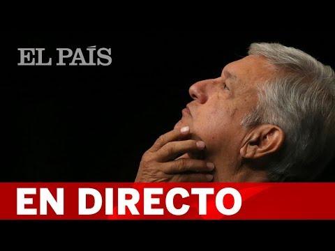 DIRECTO | La toma de posesión de López Obrador como presidente de México