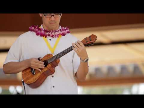 Herb Ohta Jr. and David Kamakahi Ukulele, Sir Duke