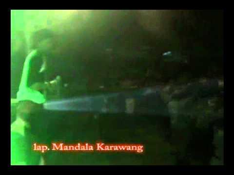 SILVER BAND live perform lap.Mandala Karawang....
